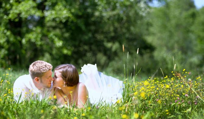 Ślub wiosną