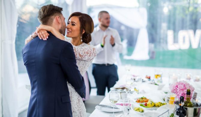 ślub i wesele latem