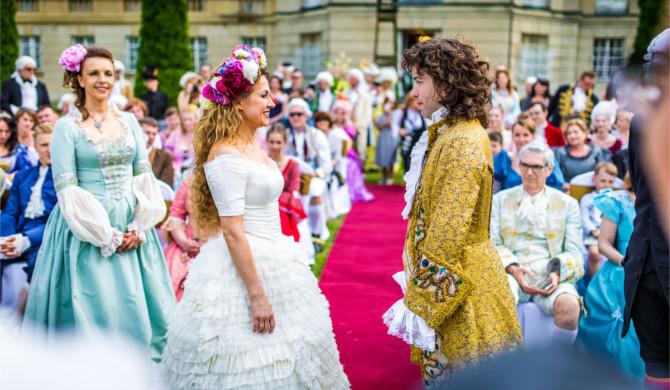 tematyczne wesele