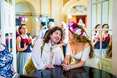 wesele barokowe