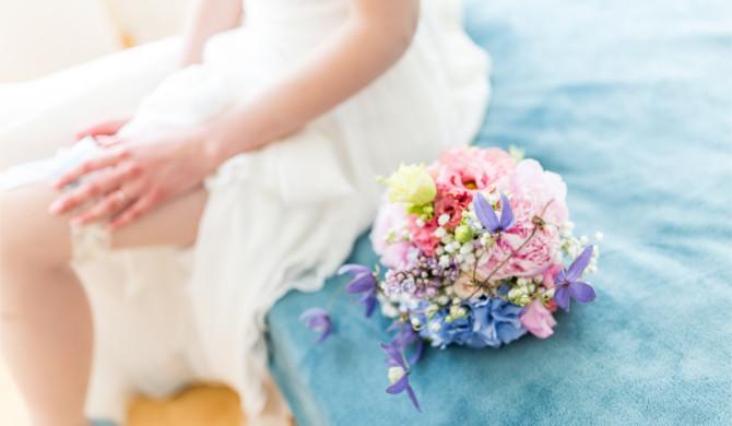 Wiosenny ślub i wesele